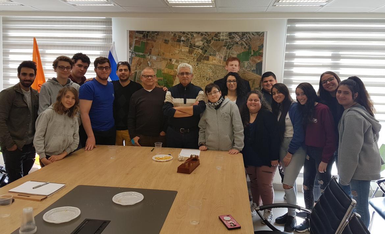 ברצינות מועצת נוער חדשה בכפר יונה - חינוך ונוער במה קורא נט KB-24